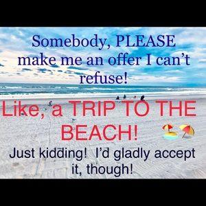 Beach Girl Living
